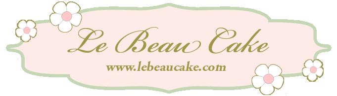 Le Beau Cake logo