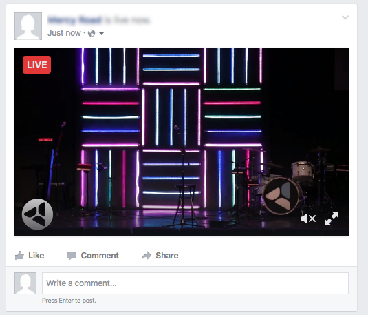 How To Make Facebook Live Video Embed 16 9 Stack Overflow