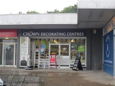 Crown Decorating Centres Local Data Search