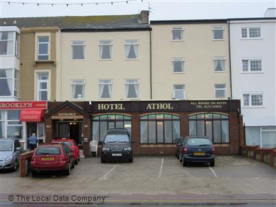 Athol Hotel Blackpool