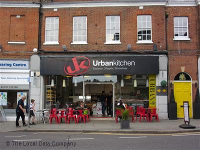 Urban Kitchen Reigate Menu
