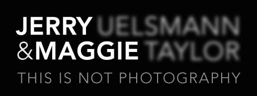 Jerry Uelsmann and Maggie Taylor banner