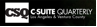 C-Suite Quarterly logo