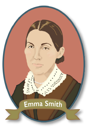 History of Relief Society-Emma Smith