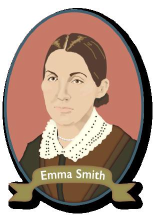 History of Relief Society-Emma Smith