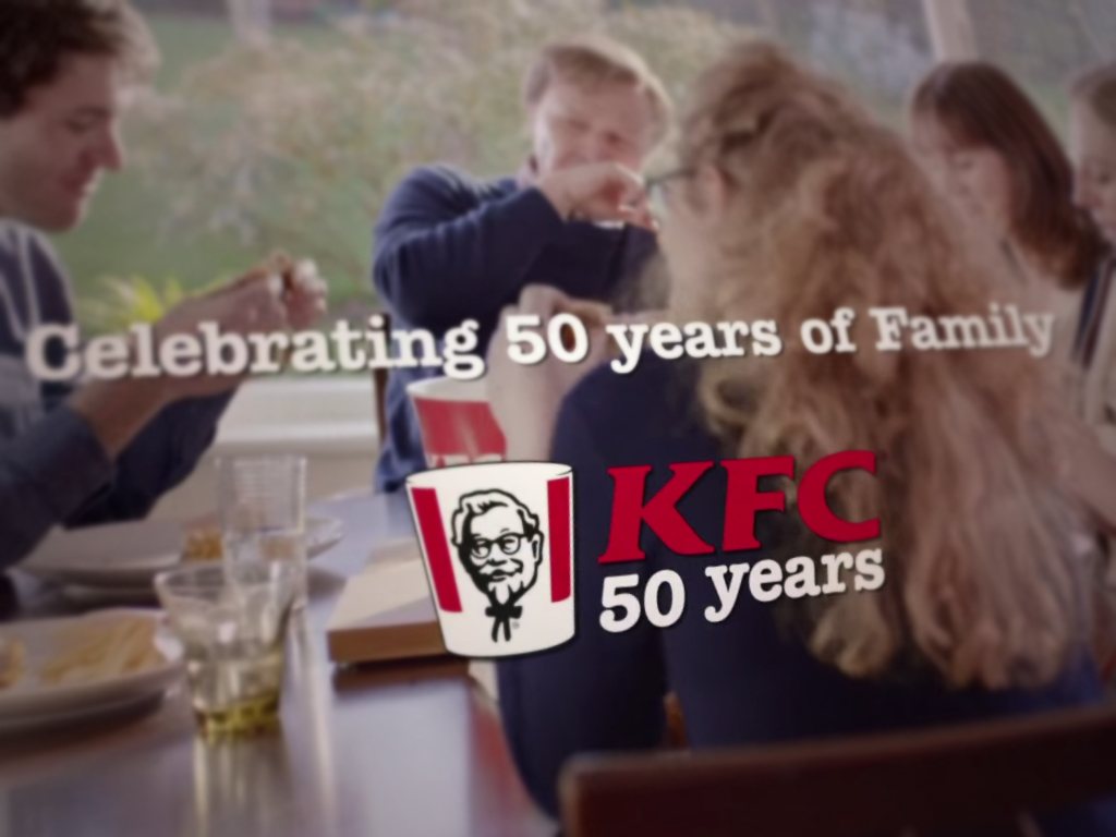 Emotional Storytelling Is KFC's Newest Ingredient   Linkdex