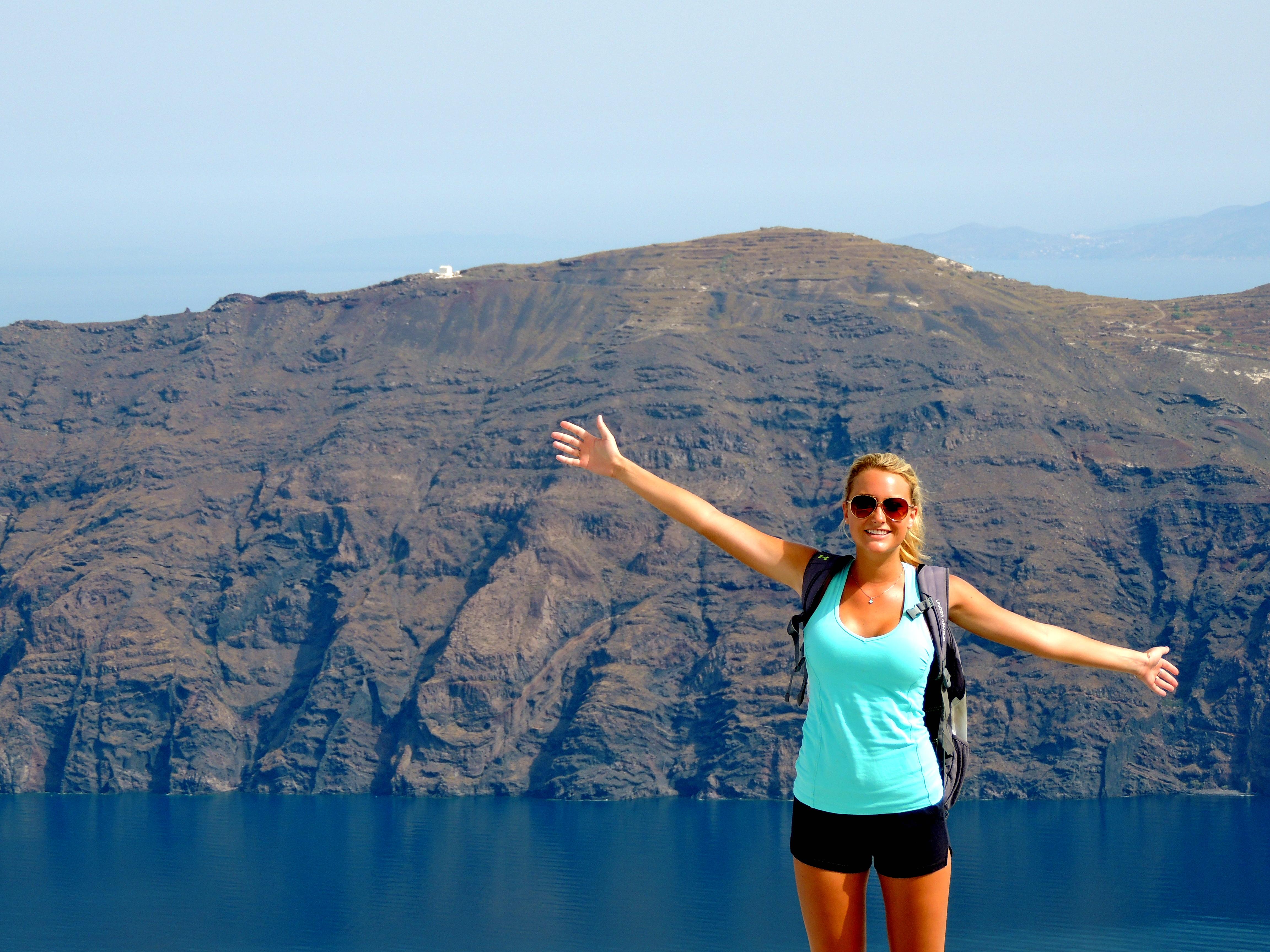 Hiking in Greece