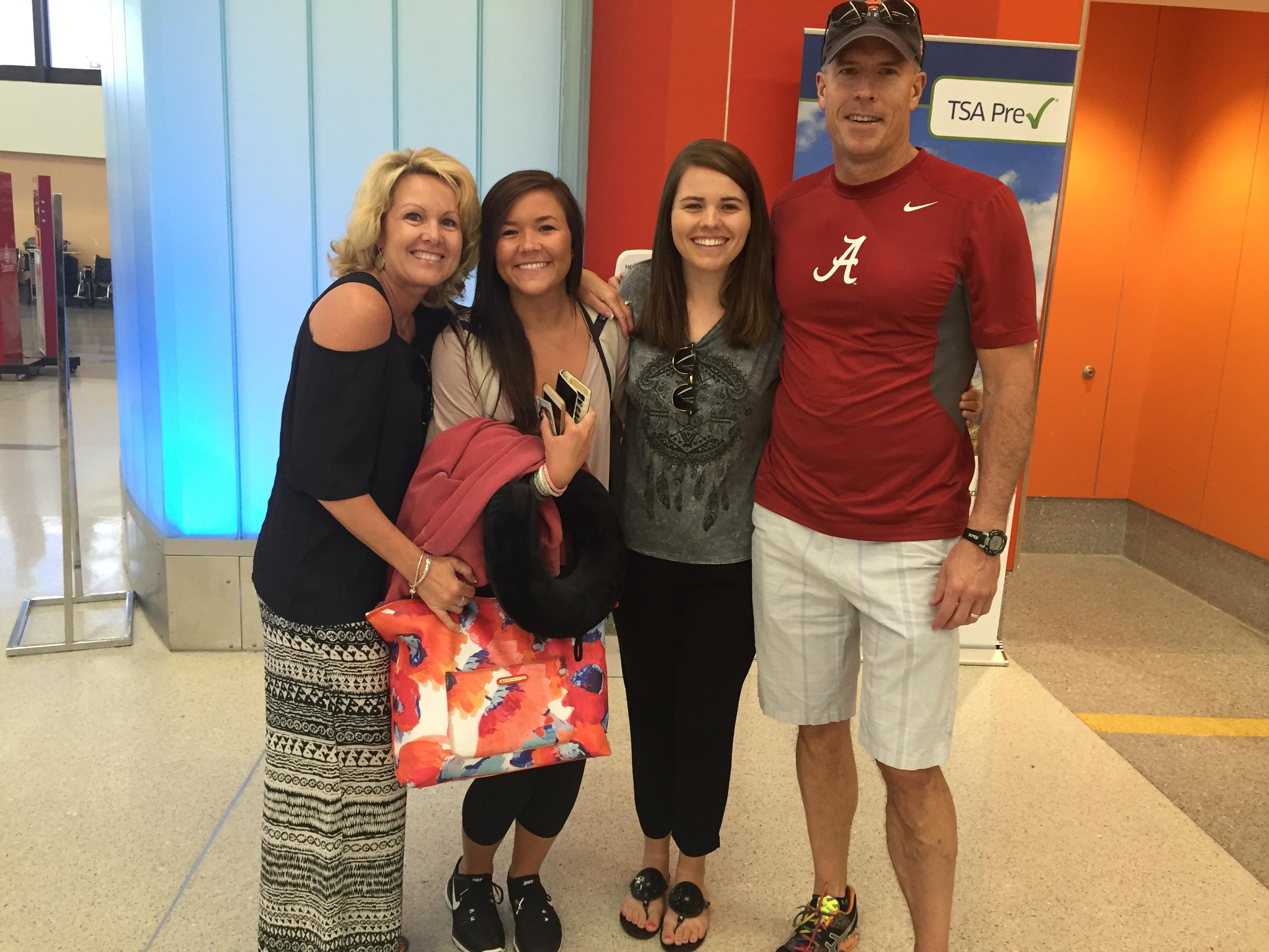 Peyton Heller family