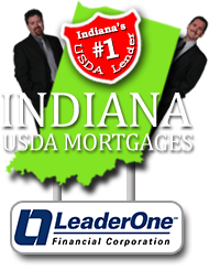 Indiana USDA Mortgages
