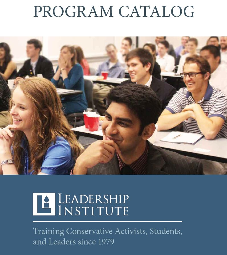 Leadership Institute Program Catalog