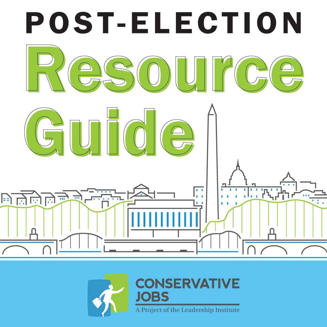 Your Post Election Resource Guide