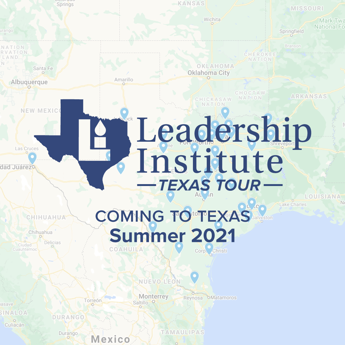 More than 30 In-Person Workshops in Texas Campaign Workshop Tour