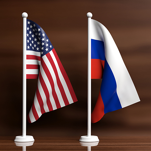 The United States and Russia -- An Odd Couple of Friends