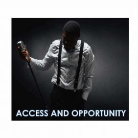 """Leading on Opportunity Executive Director MC's City of Charlotte: """"Bridging the Difference - Access and Opportunity"""""""