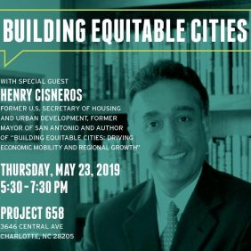 Leading on Opportunity Joins as a Community Partner for Building Equitable Cities with Henry Cisneros as Community Partner