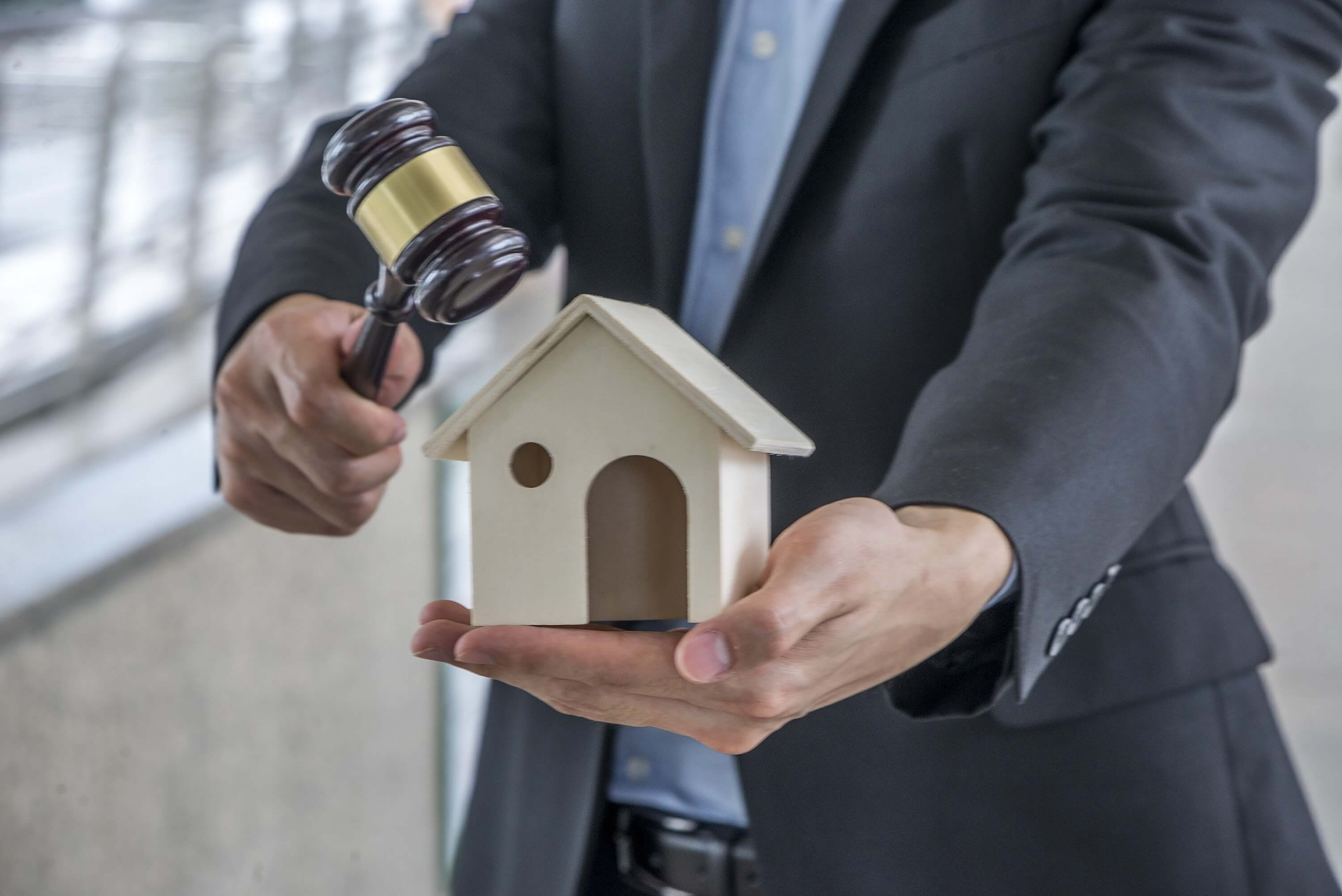why to avoid foreclosure auction