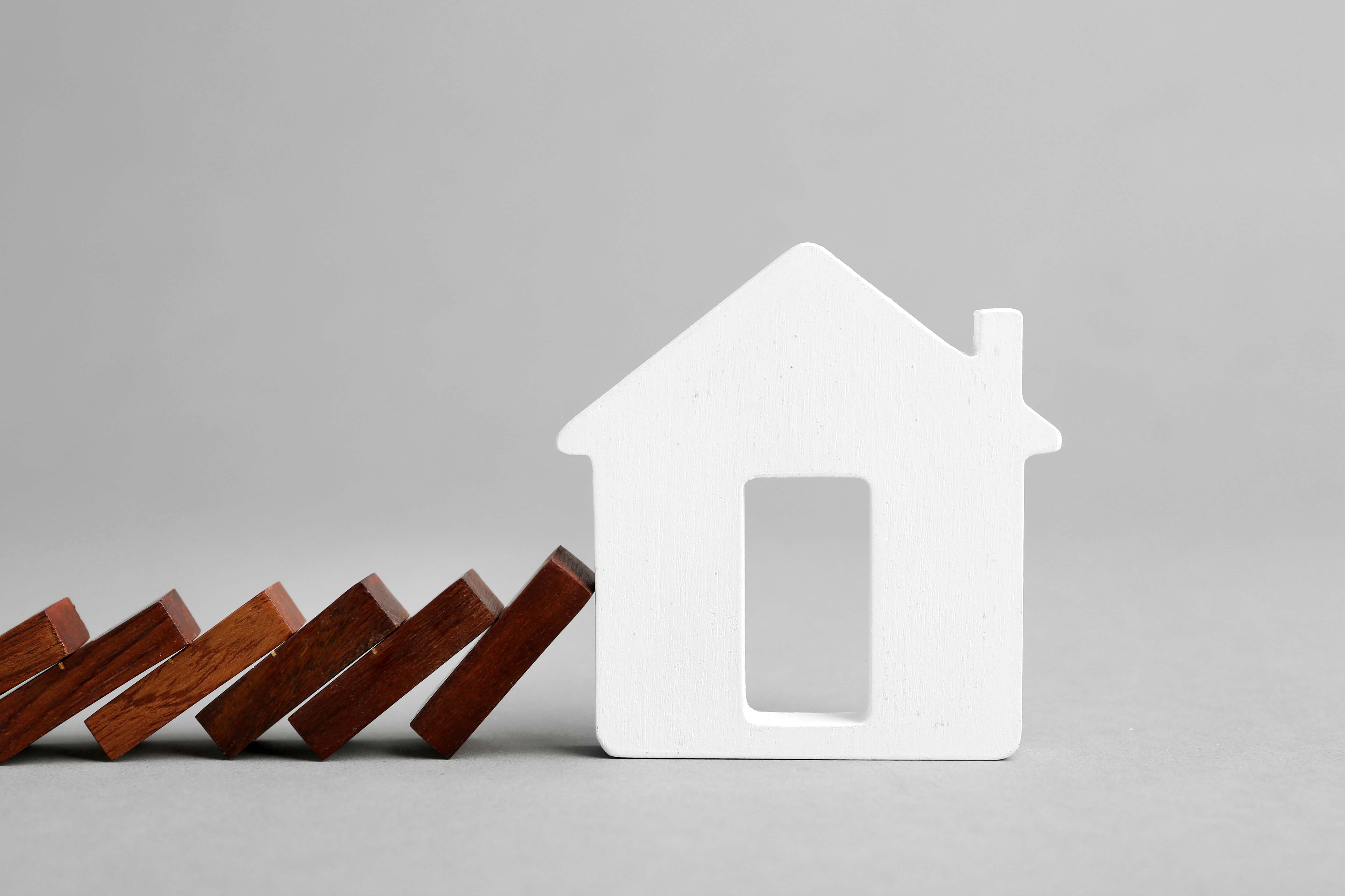 your house is part of the effects of foreclosure