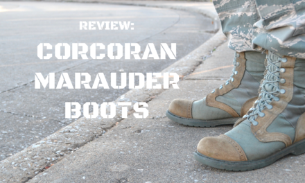 Review: Corcoran Marauder Boots