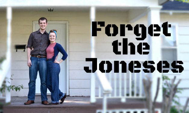 Home Decor: Forget the Joneses