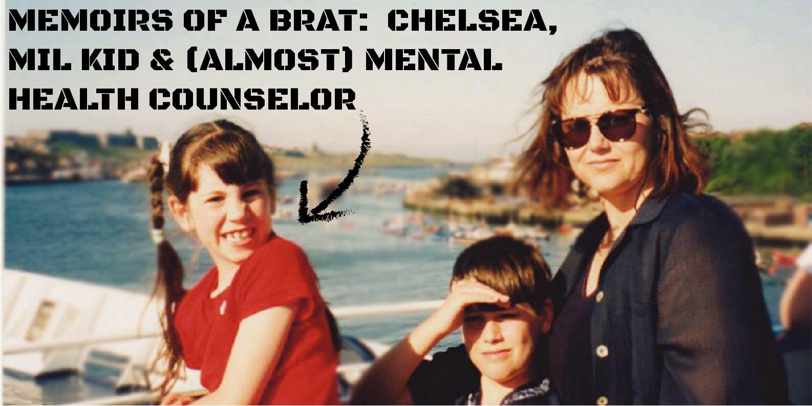 Memoirs of a Brat: Chelsea