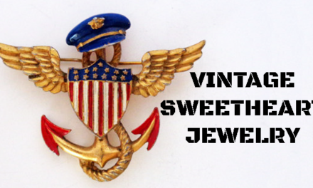Vintage Sweetheart Jewelry