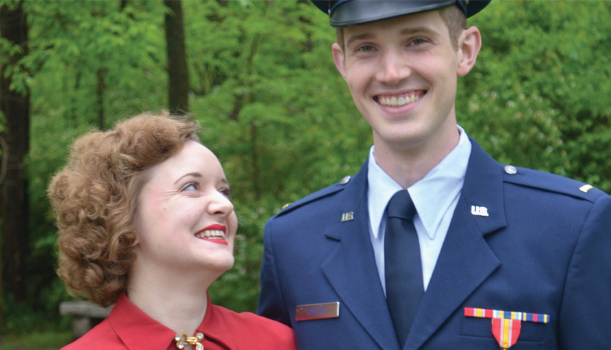 Vintage-Military-Couple-6a
