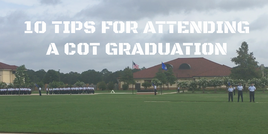 10 Tips for Attending a COT Graduation