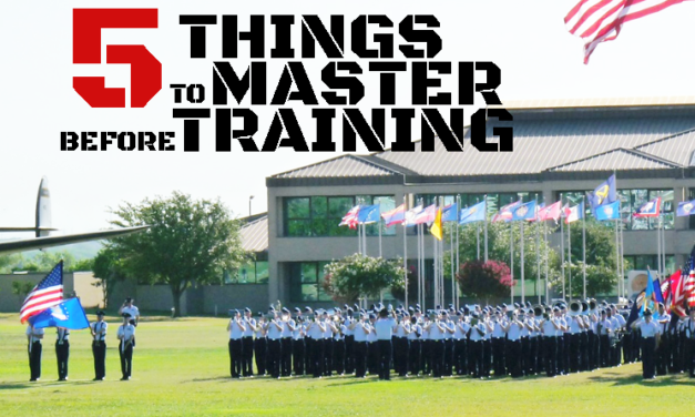 5 Things to Master Before Training