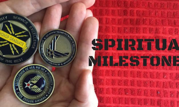 Remembering Spiritual Milestones