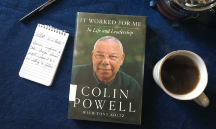 Book Review: It Worked for Me