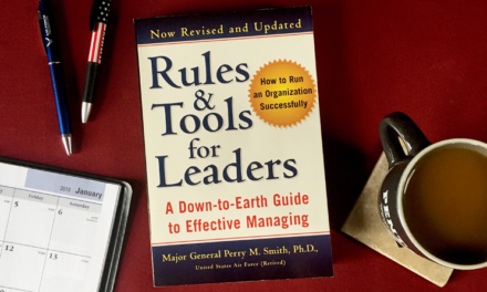 rules and tools for leaders pdf