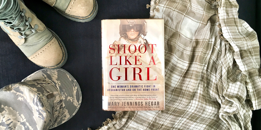 Book Review: Shoot Like a Girl