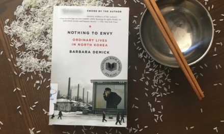 Book Review: Nothing to Envy