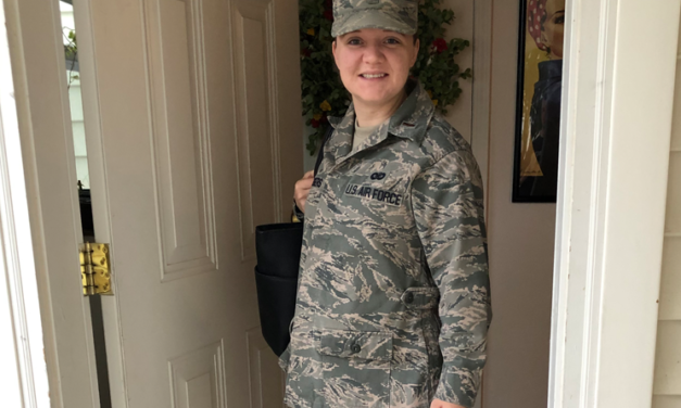 What's It Like to Be Pregnant In the Military?