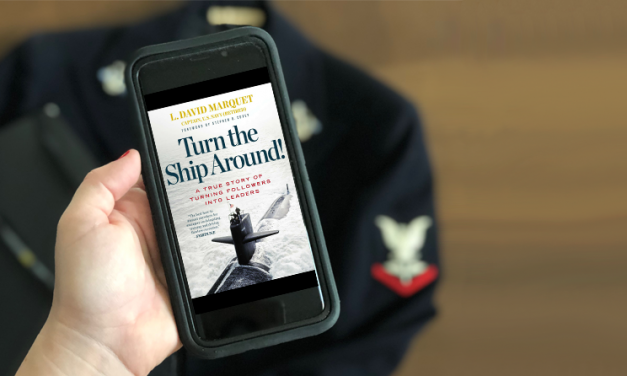 Book Review: Turn the Ship Around!