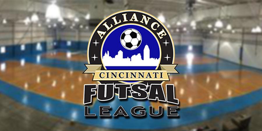 Alliance Cincinnati SC League Site