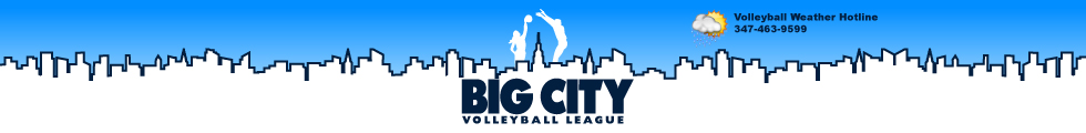 Big City Volleyball