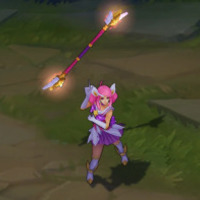 Star Guardian Lux skin screenshot