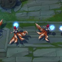 Academy Ahri skin screenshot