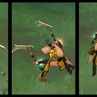 Stinger Akali skin screenshot
