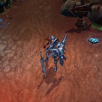 Iron Solari Leona skin screenshot