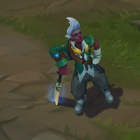 Academy Ekko skin screenshot