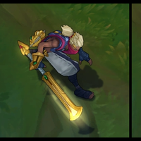 Sandstorm Ekko skin screenshot