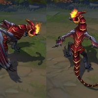 Ironscale Shyvana skin screenshot