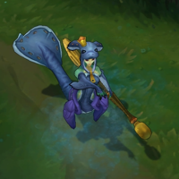 Urf the Nami-tee skin screenshot