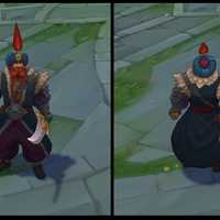 Sultan Gangplank skin screenshot