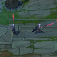 PROJECT: Fiora skin screenshot