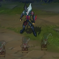 Wild Card Shaco skin screenshot