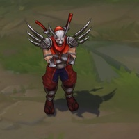 Blood Moon Shen skin screenshot
