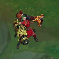 Firecracker Jinx skin screenshot